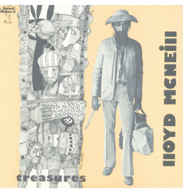 Soul Jazz Records Lloyd McNeill - Treasures