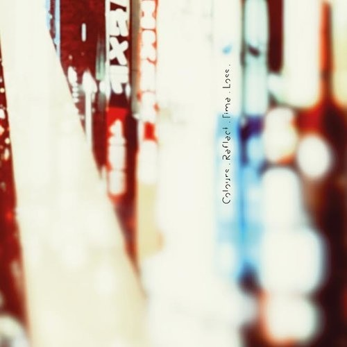 Mute Maps - Colours. Reflect. Time. Loss. (Coloured Vinyl)