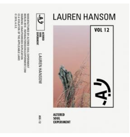 Altered Soul Experiment Lauren Hansom - Altered Soul Experiment Vol. 12
