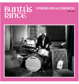Allchival Various - Buntús Rince (Explorations In Irish Jazz, Fusion & Folk 1969-81)