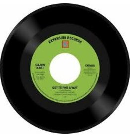 Expansion Records Cajun Hart - Got To Find A Way