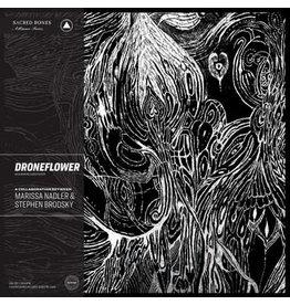 Sacred Bones Records Marissa Nadler & Stephen Brodsky - Droneflower (Coloured Vinyl)