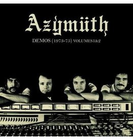 Far Out Recordings Azymuth - Demos (1973-75) Volume 2