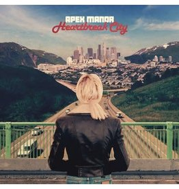 Merge Records Apex Manor - Heartbreak City (Coloured Vinyl)
