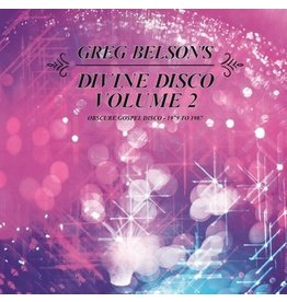 Cultures Of Soul Various - Greg Belson's Divine Disco Volume Two: Obscure Gospel Disco (1979-1987)