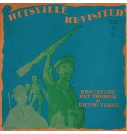Mr Bongo Ebo Taylor, Pat Thomas & Uhuru Yenzu - Hitsville Re-Visited
