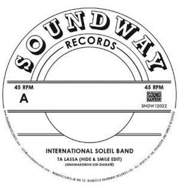 Soundway Records International Soleil Band - Ta Lassa