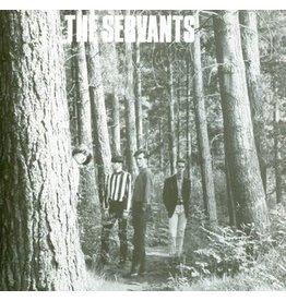 Optic Nerve The Servants - The Sun, A Small Star (Coloured Vinyl)