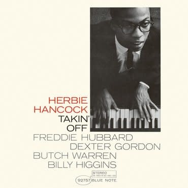 Blue Note Herbie Hancock - Takin' Off
