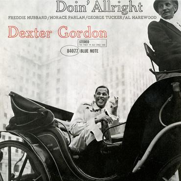 Blue Note Dexter Gordon - Doin' Allright