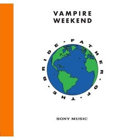 Columbia Vampire Weekend - Father of The Bride (Coloured Vinyl)