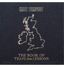 Fiction Kate Tempest - The Book of Traps and Lessons