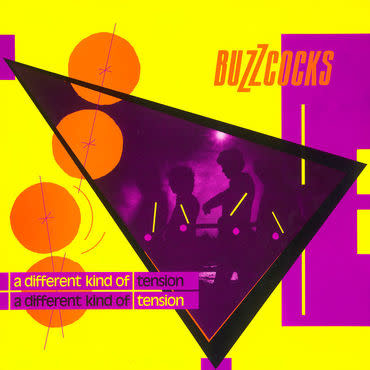 Domino Records Buzzcocks - A Different Kind of Tension (Coloured Vinyl)