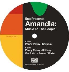 Soundway Records Penny Penny - Shilungu