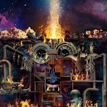 Warp Records Flying Lotus - Flamagra (Deluxe Edition)