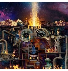 Warp Records Flying Lotus - Flamagra