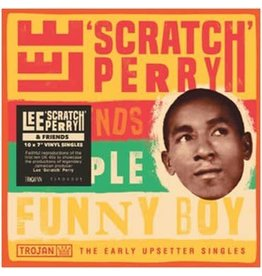 Trojan Records Lee Scratch Perry - People Funny Boy: The Early Upsetter Singles