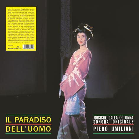 Alternative Fox Piero Umiliani - Il Paradiso dell'Uomo