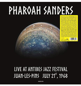 Alternative Fox Pharoah Sanders - Live at Antibes Jazz Festival in Juan-les-Pins July 21, 1968
