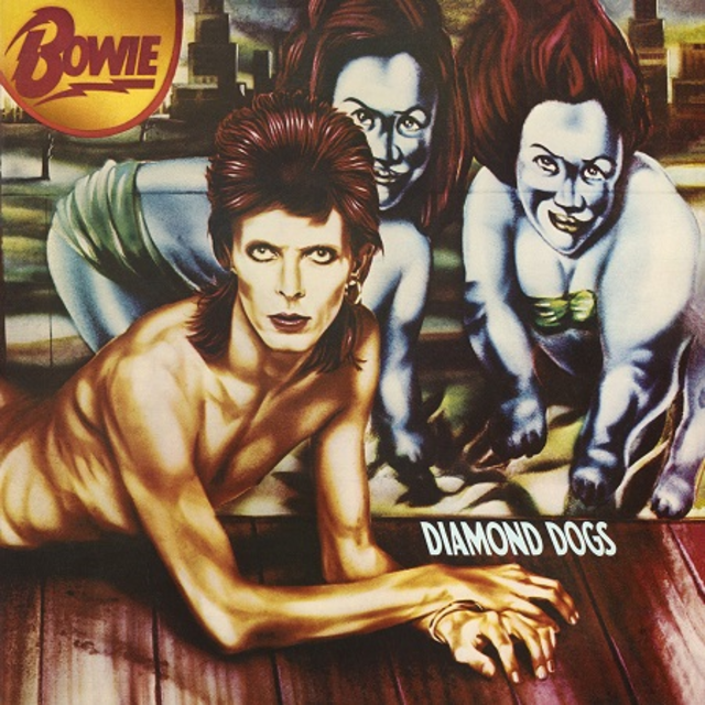 Parlophone David Bowie - Diamond Dogs (Coloured Vinyl)