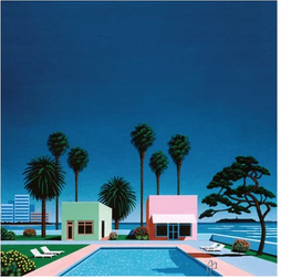 Light In The Attic Various - Pacific Breeze: Japanese City Pop, AOR and Boogie 1976-1986