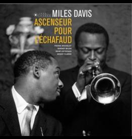 Jazz Images Miles Davis – Ascenseur Pour L'Échafaud