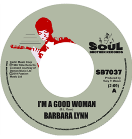 Soul Brother Records Barbara Lynn - I'm A Good Woman