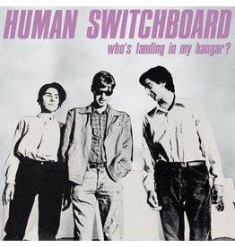 Fat Possum Records Human Switchboard - Who's Landing In My Hangar? (Coloured Vinyl)