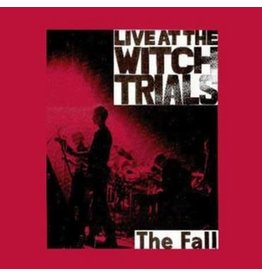 Cherry Red The Fall - Live At The Witch Trials (Coloured Vinyl)