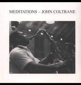 Audio Clarity John Coltrane - Meditations