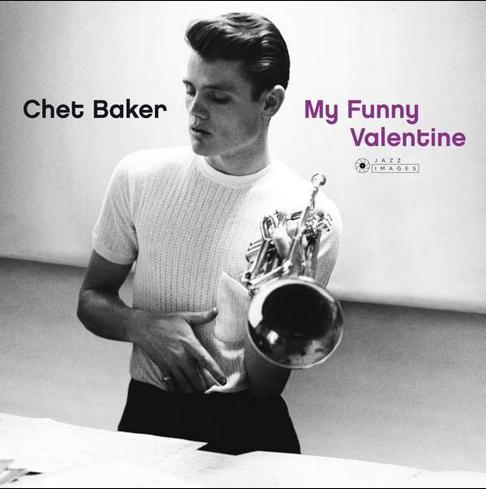 Jazz Images Chet Baker - My Funny Valentine