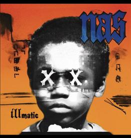 Columbia Nas - Illmatic XX