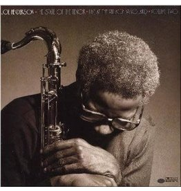 Blue Note Joe Henderson - The State of the Tenor