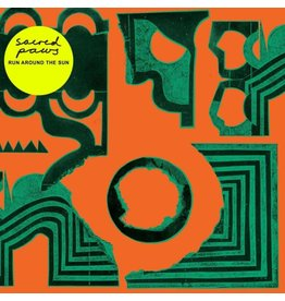Rock Action Records Sacred Paws - Run Around The Sun (Coloured Vinyl)