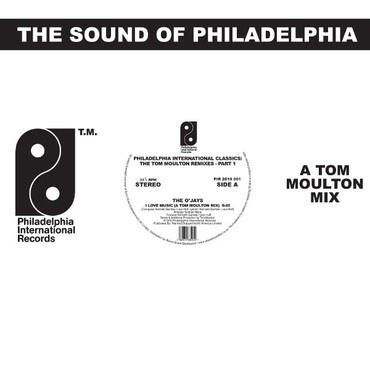 Philadelphia International Records Various - Philadelphia International Classics - The Tom Moulton Remixes: Part 1