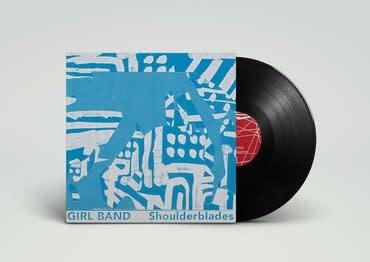 Rough Trade Records Girl Band - Shoulderblades