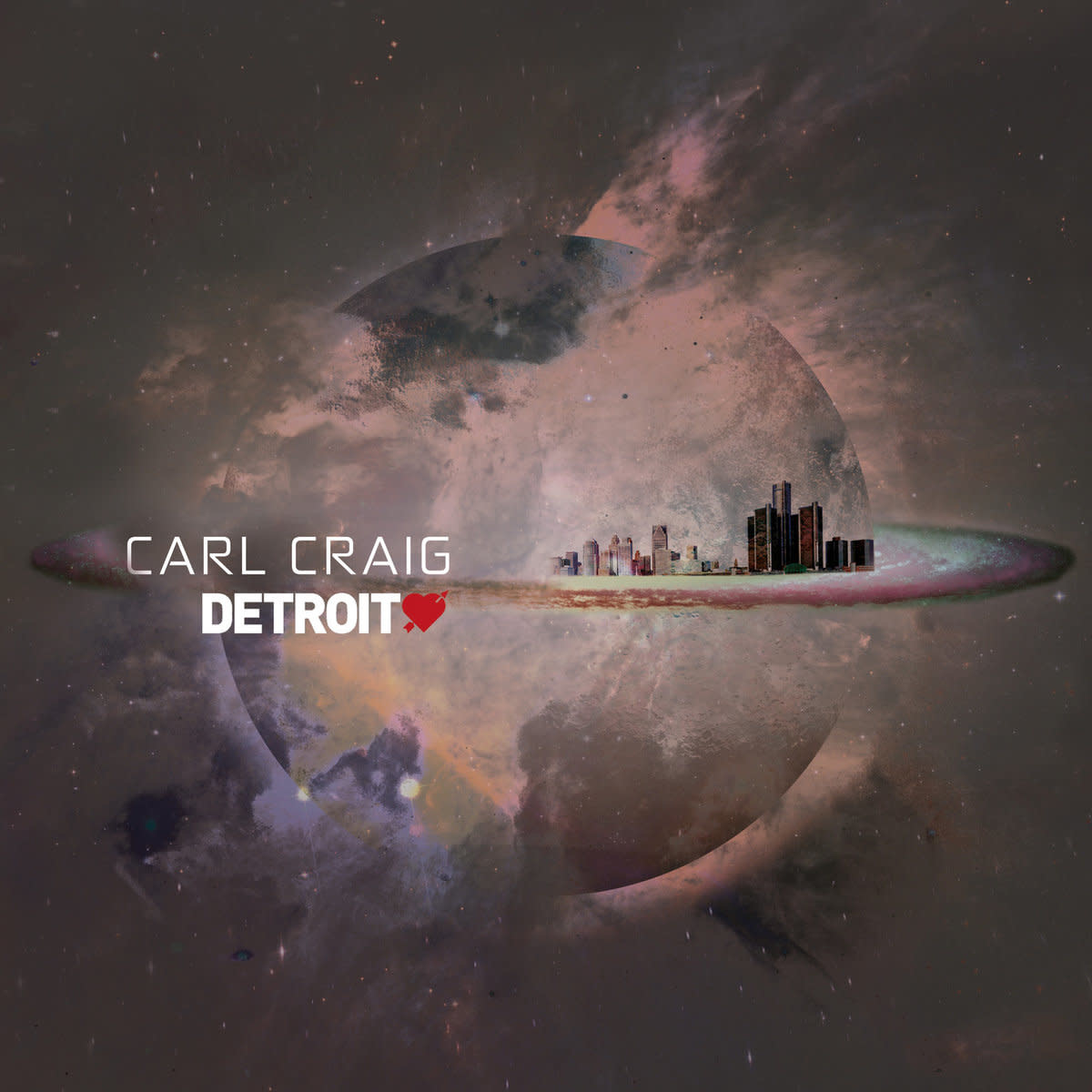 Planet E Carl Craig - Detroit Love Vol. 2