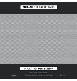 Touch and Go Records Shellac - The End of Radio