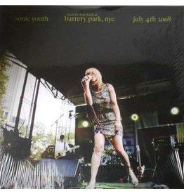 Matador Records Sonic Youth - Battery Park, NYC: July 4th 2008