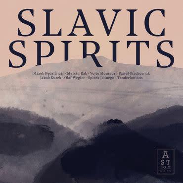 Astigmatic Records EABS - Slavic Spirits