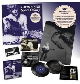 Parlophone David Bowie - Space Oddity