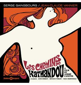 Finders Keepers Records Serge Gainsbourg & Jean-Claude Vannier - Les Chemins de Kathmandou