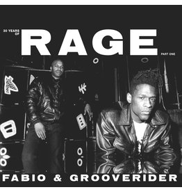 Above Board Projects Fabio & Grooverider - 30 Years Of Rage Part 1