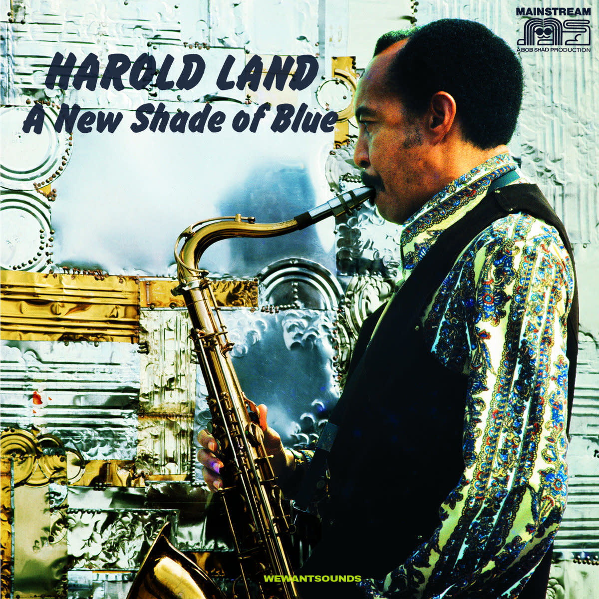 WEWANTSOUNDS Harold Land - A New Shade Of Blue