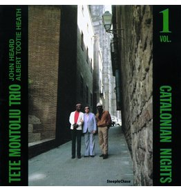 Steeplechase Tete Montoliu Trio - Catalonian Nights Vol. 1