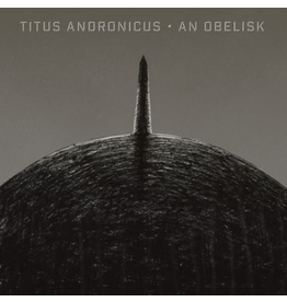 Merge Records Titus Andronicus - An Obelisk (Coloured Vinyl)