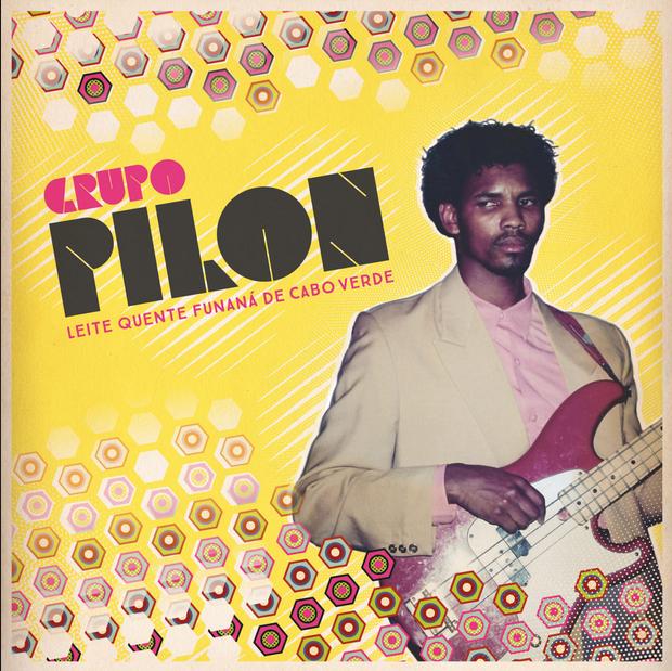 Ostinato Records Grupo Pilon - Leite Quente Funaná de Cabo Verde