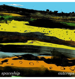 Where Its At Is Where You Are Spaceship - Outcrops