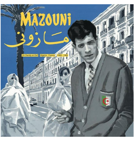 Born Bad Records Mazouni - Un Dandy En Exil-Algerie/France 1969-1983