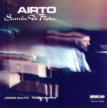 Soul Jazz Records Aïrto - Samba De Flora